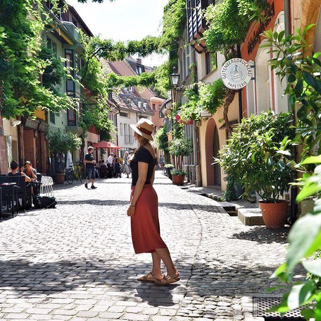 Freiburg - soooo schön! Bald kommt mein Post mit Insider Tipps! #visitbawu #liliesdiarytravel