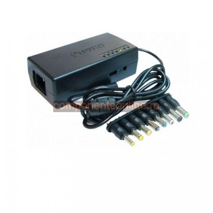 Incarcator laptop universal, reglabil, 120W - 112997