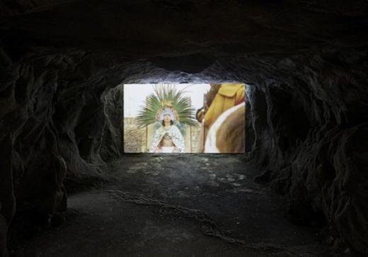 Javier Tellez, Artaud's Cave (2012)