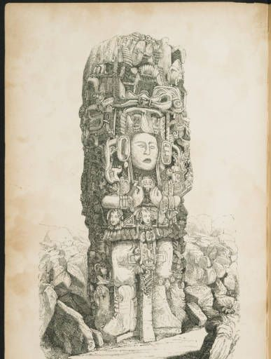 Incidents of travel in Central America, Chiapas, and Yucatan :: Payne Johnson Mesoamerican Collection