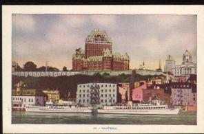 Lorenzo Audet Postcard, Quebec, 30