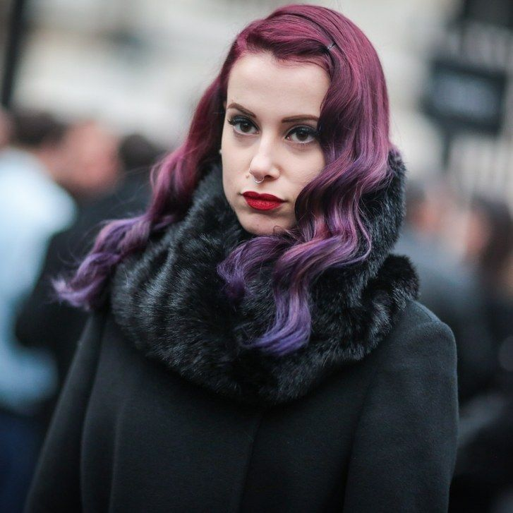 15 Ultra Violet Hair-Color Ideas to Celebrate 2018 Color of the Year | Hair  color, Violet hair, Violet hair colors