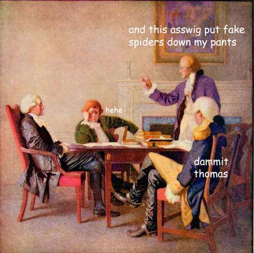 The Halloween Adventures of George Washington