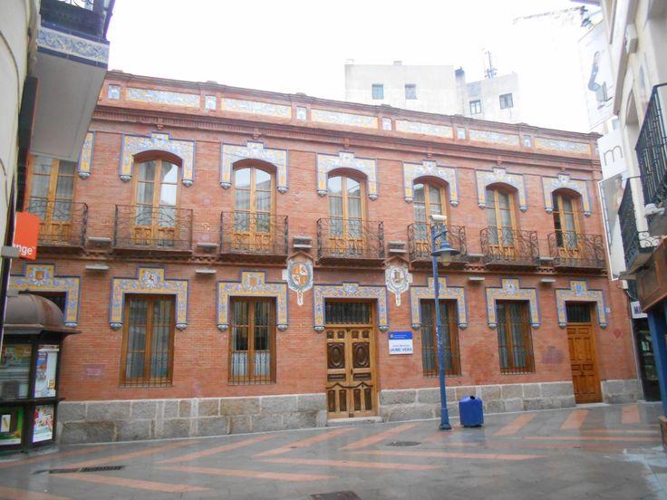 Edificio de los Servicios Municipales.