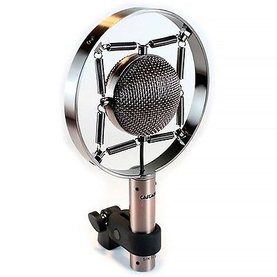 Cascade Microphones KNUCKLE HEAD Ribbon Microphone w/ 2912 Lundhal - Mint!  | eBay