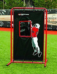 football canvas catcher | Amazon.com : 2009 Louisville Slugger Silver Line Dual Sport Canvas ...