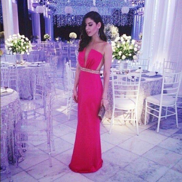 60 best vestidos de festa images on Pinterest | Ball gown, Party ...