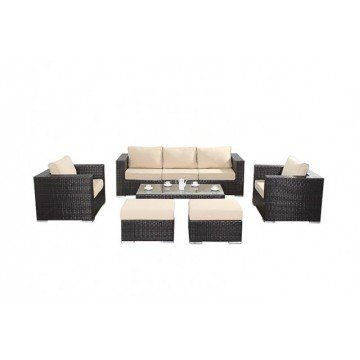 Port Royal Luxe Large Sofa Set from £849.00 with FREE delivery!