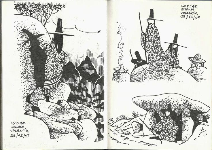 Ladrones de Cuadernos: LX 2142 ZURICH- VALENCIA 23/12/2009