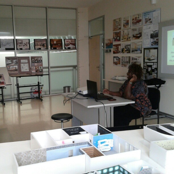 Rafflesjakarta Interiodesign Workshop Presentation Openhouse Interior Institute