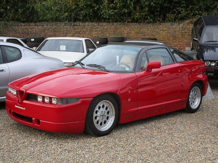 1994 Alfa Romeo SZ 3.0i V6