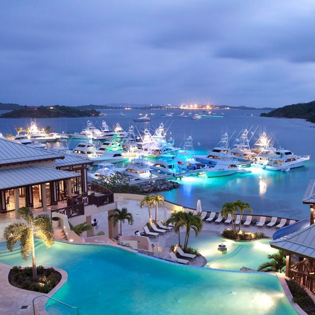 Scrub Island Resort and Spa @ British Virgin Islands