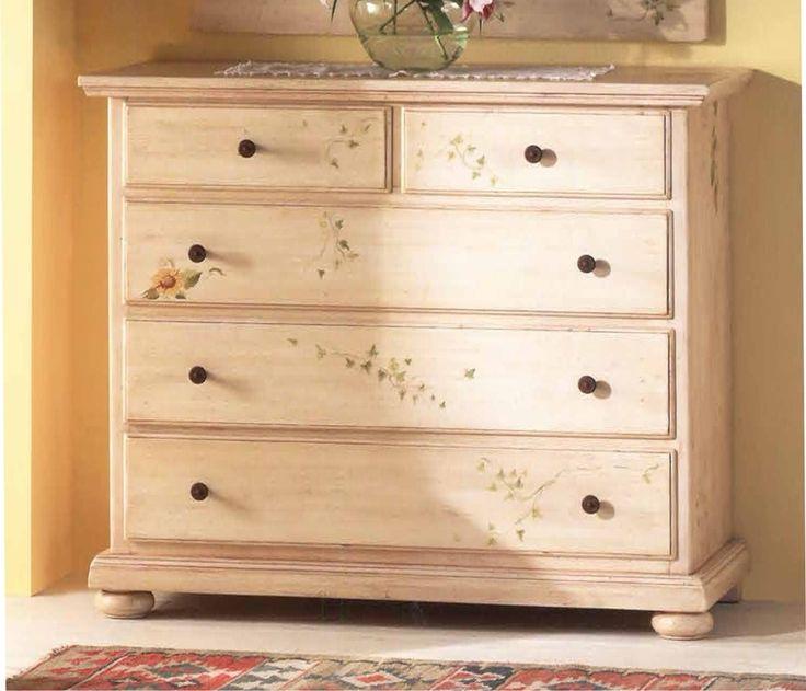 scandola-mobili-comò-decorato
