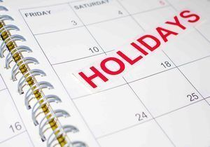 Preventing employee holiday entitlement from building up