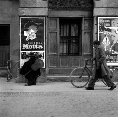 """Nino Migliori da """" Gente dell'Emilia"""" - 1956"""