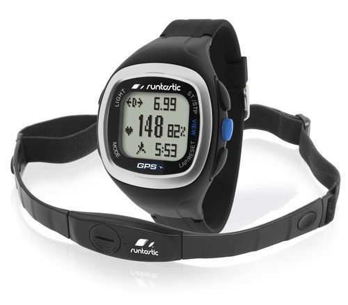 RUNTASTIC GPS WATCH AND HEART RATE MONITOR