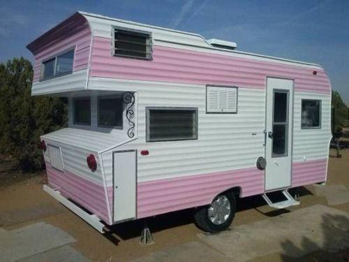 """vintage-trailer: """" 1966 Rancho El Rae Bunk Model """""""