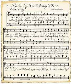 3 Vintage Christmas Music Song Sheets                    Dec 13, 2011