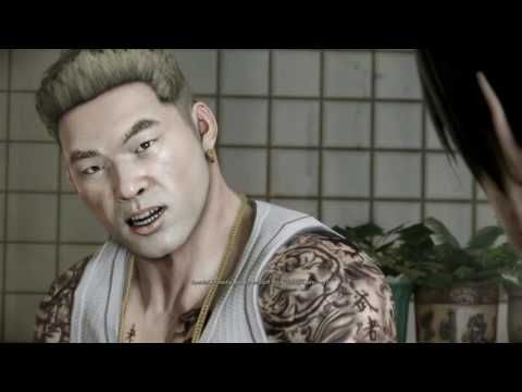 I was enjoying my game of Sleeping Dogs until the drugs hit me.