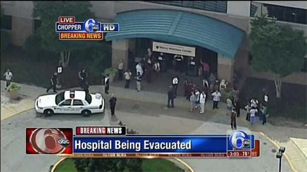 BREAKING: Armed Doctor Stops PA Hospital Killer; Faces Loss of Job, License to Practice Medicine