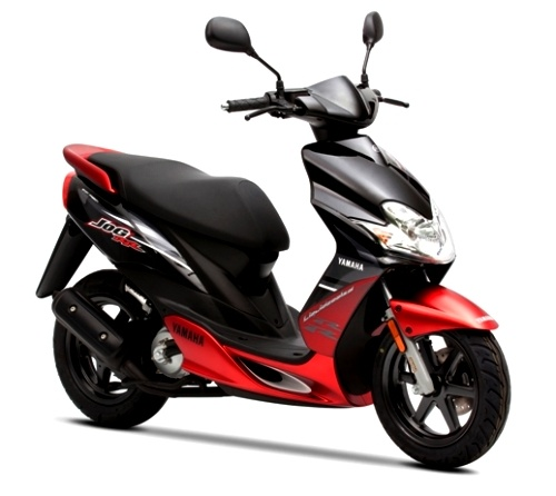 2011 Yamaha Jog 50 RR Black Red Picture