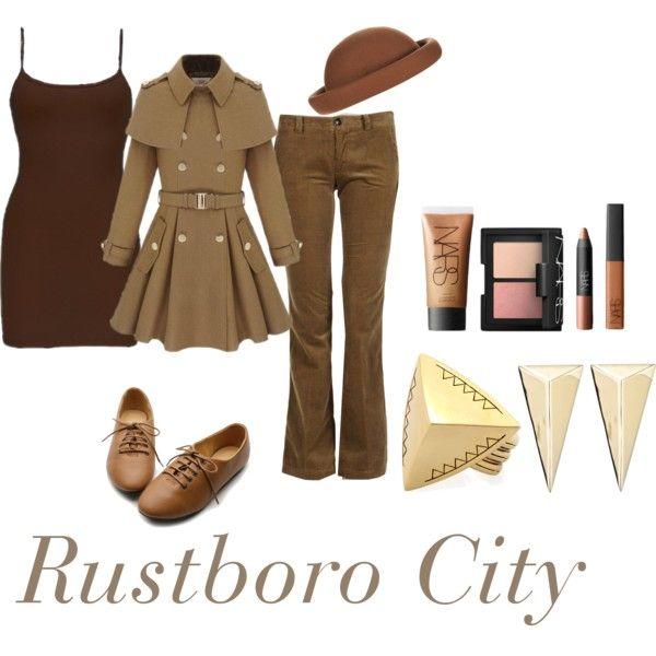 Hoenn+-+Rustboro+City+by+naegis+on+Polyvore+featuring+BKE,+Gold+Case,+Ollio,+House+of+Harlow+1960,+Alexis+Bittar,+NARS+Cosmetics,+rustboro+city,+pokemon+and+hoenn
