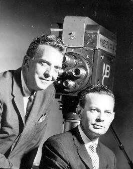 The Huntley Brinkley Report - Good night Chet, good night David, and good night from NBC news.