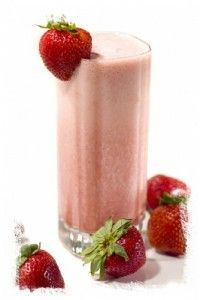 how to make a stawberry smoothie without yogurt