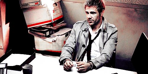 from a new show...Constantine? I think? Anyway - impressive.
