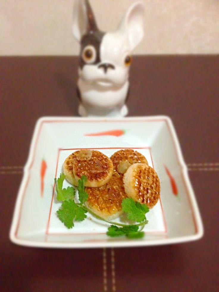 steak de daikon