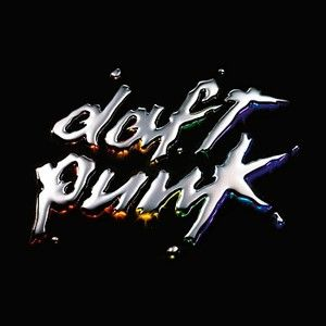 #Daftpunk Discovery cover