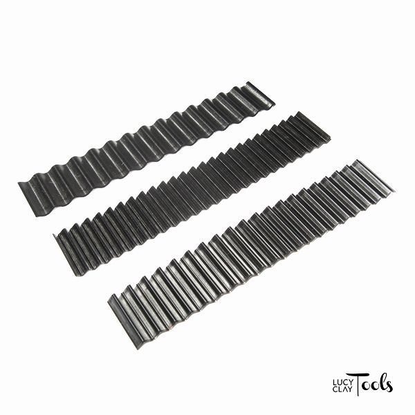 LC Wavy blades (set) | Order at LC Store EU http://www.lucyclaystore.com/en/lc-spare-others/155-lc-wave-blade-set.html LC Store USA http://www.lucyclaystore.com/usa/lc-tools/155-lc-wave-blade-set.html