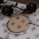 Der Ministempel *SCHNEEFLOCKE* bringt ein Stück Winterzauber auf all eure Papierprojekte, Geschenke und Wintergrüße.  +*Produktinfo+* Alle Stempelmotive sind eigene Entwürfe. Die Stempelplatte...