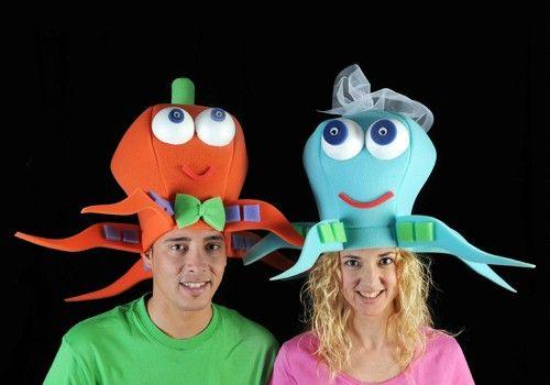 Sombrero de pulpo