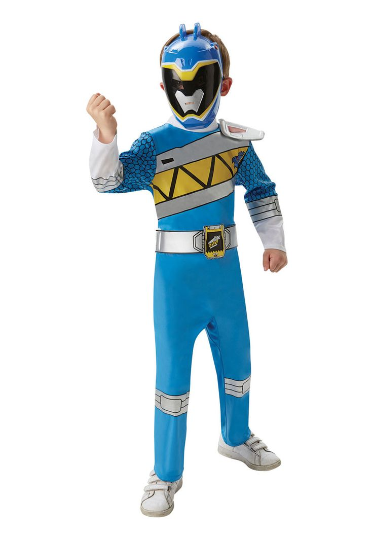 GOT!! Blue Dino  Charge Power Rangers Deluxe Costume