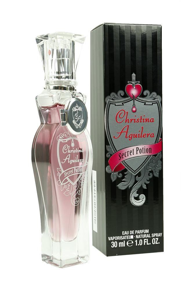 Christina Aguilera Secret Potion Eau de Parfum Spray for Women, 1.6 Ounce/50 ml