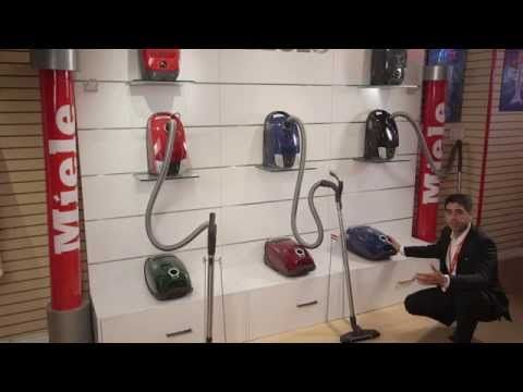 How to choose the right Miele vacuum for your house. - YouTube