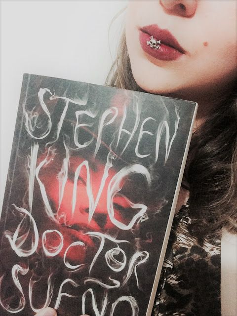 The bookcase of two little bookworms: Doctor sueño - Stephen King - Reseña
