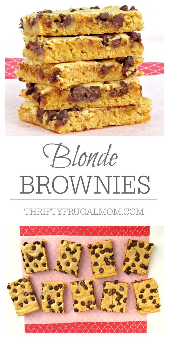 Best 25+ Blonde brownies ideas on Pinterest | Blondie ...