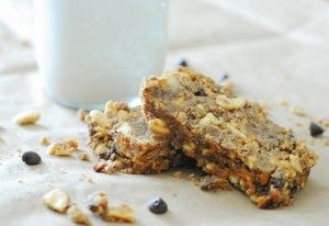 Low Carb Breakfast Bars - The Low Carb Diet