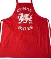Welsh aprons