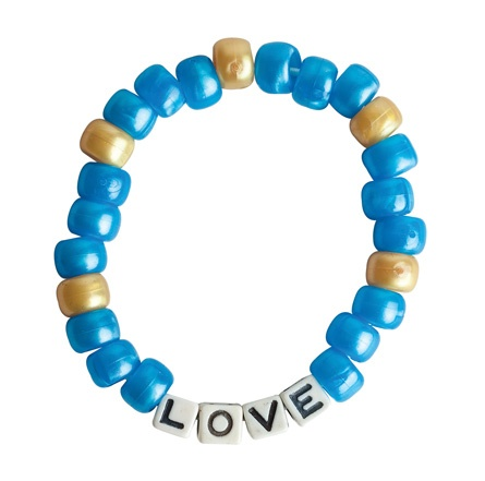 Love bracelets 401 024 from guildcraft arts crafts a for Guildcraft arts and crafts
