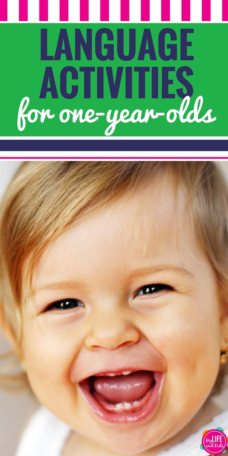 Are you a mom to a 1 year old? Help your toddler develop important language skills with these language development games and activities. Great for your toddler and preschool kids too.