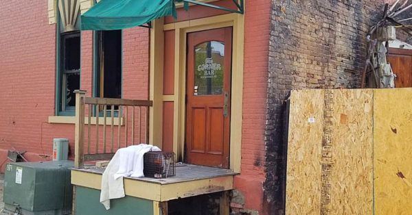 Tiny Kitten Rescued In Ashes Of Famous West Michigan Hot Dog Restaurant