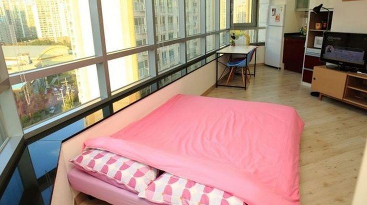 contoh desain apartemen ala korea