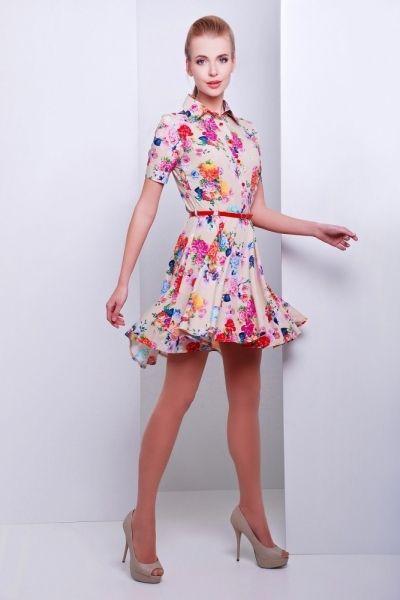 платье Розмари к/р