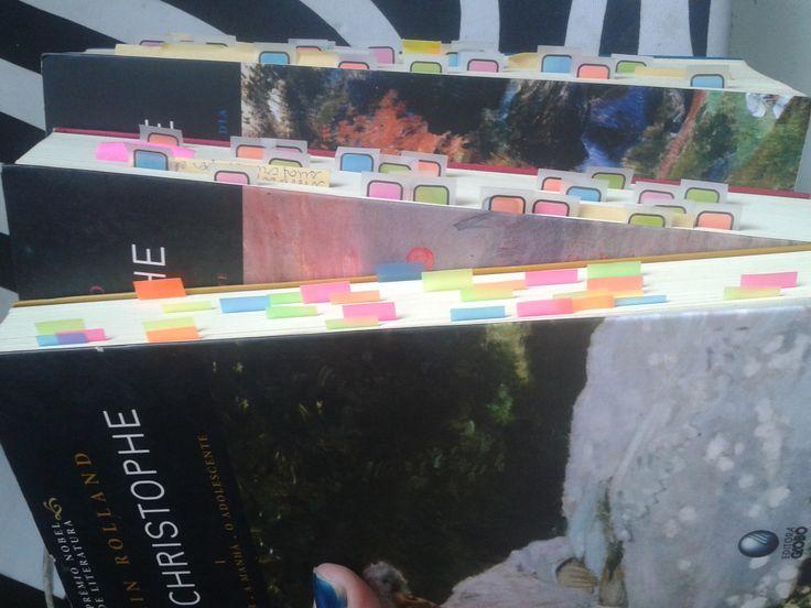 Então chegamos ao final do Projeto Leitura Compartilhada, que consegui finalizar em aproximadamente dez semanas, com os 7 livros da trilogia Jean-Christophe do autor Romain Rolland. Este últ…