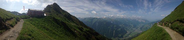 Wormser Hütte im Silvretta #Montafon