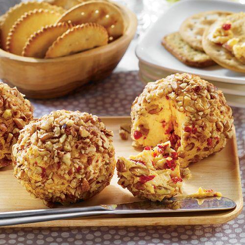 Boules de fromage aux poivrons | PC.ca
