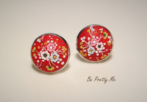 Hey, I found this really awesome Etsy listing at https://www.etsy.com/uk/listing/285892307/stunning-red-flawless-polymer-clay-clip